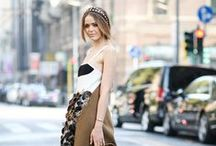 Fashion Week Inspiration / Fashion week outfit ideas, news, and more  / by Refinery29