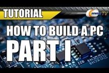 HOW-TO'S / Your guide to anything tech-related. Find our selection of DIY's, tutorials and how to's here. Learn anything from how to build your PC, case modding and painting a graphics card and much more here.