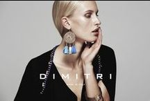 DIMITRI SS15 / women's wear collection by italian brand Dimitri