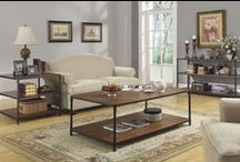 HOMELEGANCE FURNITURE / Supplier of bedroom, dining, home office, occasional, accents and living room furniture