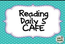 Reading - Daily 5 and CAFE
