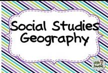 Social Studies - Geography