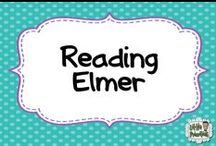 Reading - Elmer in the Snow