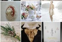Inspired by Jane Austen / Mostly party/wedding ideas and costume stuff / by Adalune