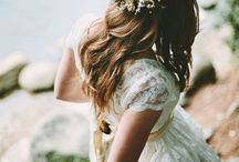 Beautiful Styled Shoots / Styled photo shoots with Leanne Marshall gowns