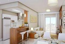 Home / Idéias para projetos de interiores. By Stephanie Rosa