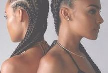 Twists, Braids & Plaits