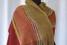 Shawls & Ponchos / by Sherrie Tindle