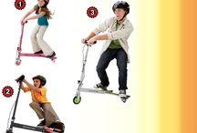 Razor / Diversión para chic@s y grandes con scooters Razor, ahora a los mejores precios.  Your Outlet, distribuidor autorizado
