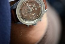 High Time / Beautiful watches, mostly vintage. / by Gregoire Glachant