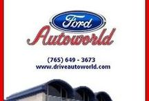 Ford Autoworld Videos / Check out our videos! --> www.youtube.com/fordautoworld
