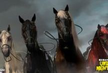 red dead redemption 1/2 / This is one of my favorite games in the world because I'm a gamer gal