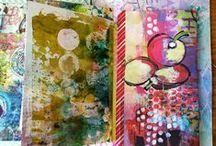 ART JOURNALS / by Alice Albertini