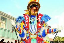 Junkanoo of The Bahamas / Junkanoo is an integral part of the life and culture in The Bahamas