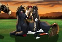 Animi horses