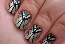 Stamping / Nail stamping I did