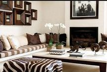 Interior Design / Beautifully Decorated Spaces.