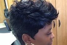 I Love Your Hair / African American Hairstyles