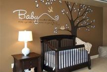 Nursery Rhyme / Beautiful Nursery Ideas and Inspiration.
