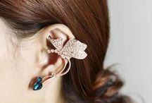 Earring | EVOLEES / Discover the fashionable and affordable earrings on Evolees.com. Click the pic to buy directly.