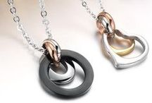 Necklaces for Couple / Click the image to easily buy.