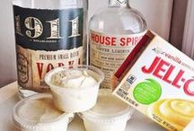 Pudding Shots / We love coming up with new kinds of pudding shots! Check out this board for the recipes to all of our favorites!