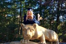 Graduation Photo Shoot / Graduation Pictures Inspiration (especially for Penn Staters!)