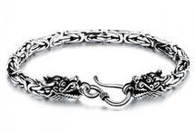 Men's Bracelets | EVOLEES / Click the image to easily buy.