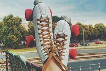 Skate Girl - Fashion