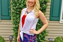 4th of July / Everything from what to wear to where to see the best fireworks!