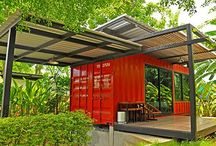 Container Living / Just an idea...