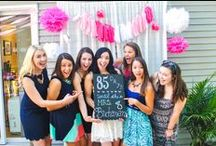 Bridal Showers / All our best bridal shower ideas!