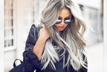 Hair colour / Awesome dye jobs on beautiful hair