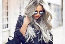Hair colour / Awesome dye jobs on beautiful hair
