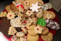 Christmas Cookies / All our favorite Christmas Cookies!