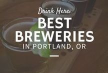 Keeping Portland Weird / All our favorite Portland, OR sights, eats, and brews!