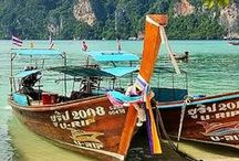 Thailand Travel Inspiration / Inspirational stories and pictures from Thailand.