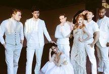 S h a d o w h u n t e r s / Alec, Jace, Magnus, Izzy, Clary