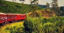 Sri Lanka Travel Inspiration / Inspirational stories and pictures from Sri Lanka.