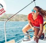 Limited time special offer, 1 week only!!! / Don't miss the chance to book: Our Bavaria 50 Cruiser s/y Alkyoni in the Ionian Sea - base: Preveza with 40% discount. The offer will be valid only for 1 week from now.   *Special offer policy* •The limited time special discount can be combined only with long term discount 5%, which is applied to charters longer than 1 week. •Valid for bookings from/to Preveza •Validity period 05.04.2017 - 12.04.2017