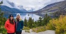 Soiree takes a Hike / Adventures in Montana including Yellowstone & Glacier National Parks