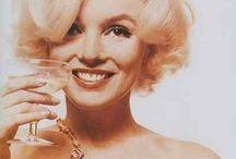Marilyn & Audrey