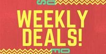 """WEEKLY DEALS are here!! / We would like to introduce you our new feature, where you can save up to 40% on your next charter! Starting from today, you will have the possibility every week to select one of our top """"Weekly Deals"""" & take advantage of the great discounts they include! Just choose the one that perfectly fits your needs&send us your booking request! The first week's deals can be found by visiting the following link: http://www.kekeris-yachts.com/en/chartering/weekly-deals/"""
