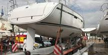 ~Yvonne and Dioni welcome to our family company~ / Our brand new yachts Bavaria Cruiser 41 s/y Yvonne Bavaria Cruiser 41 s/y Dioni have just arrived in our Athens Base!