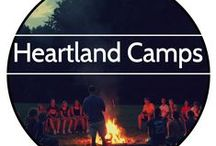 -CAMP PROMO - / Fun design and promotional ideas for those in camp ministry!  HeartlandCamps.org