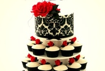 cakes, cupcakes, wedding cakes, cheesecakes, frostings and brownies / by Dee Brown