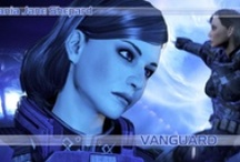 Femshep and Mass Effect / Pics from the video game Mass Effect