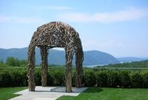 Scenery / Located an hour north of New York City in the picturesque Hudson Highlands, The Garrison is a 300-acre property with sweeping 360 degree views of the Hudson River and surrounding mountainous landscape.