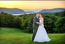 "Saying ""I do"" at The Garrison / A spectacular countryside retreat, critically-acclaimed cuisine and impeccable service. Views of the river and surrounding Highlands. Sophisticated elegance in a natural setting. / by The Garrison - Garrison, NY"