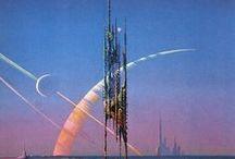 Science Fiction Art / Science Fiction Art